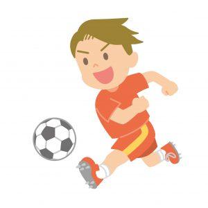 サッカーっ子は外反足が多い?